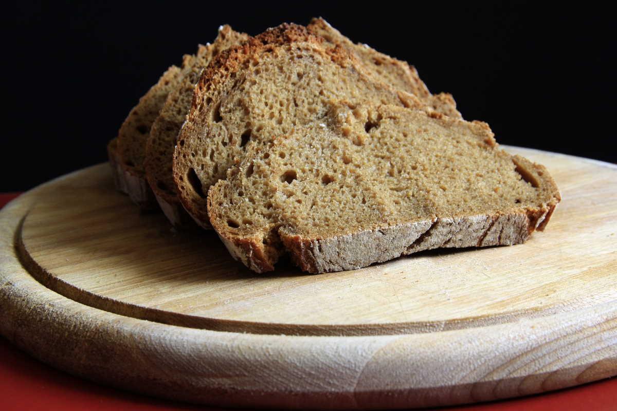 Jak upéct domácí kváskový chleba