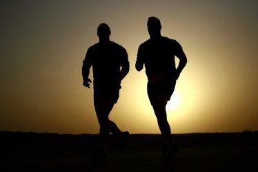 Ke spalování tuků také začne docházet, až po nějaké době od začátku běhání