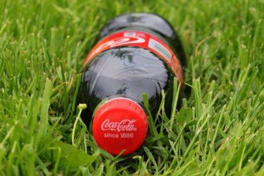 Sklenice Coca Coly (0,2 litru) totiž obsahuje 90 kcal (380 kJ), což je přibližně 5% doporučené denní dávky kalorií pro dospělého.